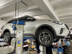Hyundai Grand SantaFe 2.2,145kW,2018