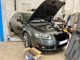 Audi A6, 3.2,188kw,2007,ZF6HP