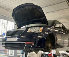Chrysler Voyager 3.6,211kw,2012,62te