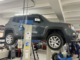 Jeep Renegade 2.0,103kw,2016, ZF9hp