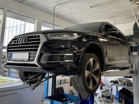 Audi Q7, 3.0,200kw, 2015, 8hp