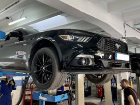 Ford Mustang 3.7V6, 224kw,2015, 6R60