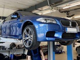 BMW M5,4.4, 412kw,2012, GS7D36SG