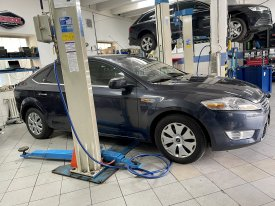 Ford Mondeo TDci, 2.0,103kw,2009,AW40