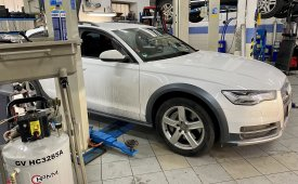 Audi A6 Allroad 2015, 3.0, 235kw, UF8HP