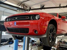 Dodge Challenger 5.7,280kw,2020,8HP70