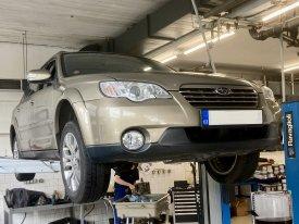 Subaru Outback 3.0,180kw,2007,5EAT