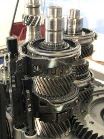 Automatická převodovka DSG