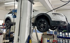 Audi A6 Allroad ZF6hp