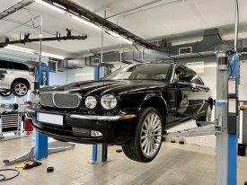 Jaguar XJ - X350,, 4.2, 291kw, 2006, 6HP