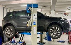 Range Rover Evoque 2.0,213kw,2017,ZF9HP