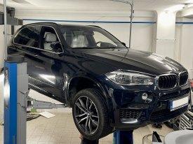BMW X5 4.4, 423kw, 2016, ZF8HP