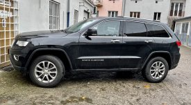 Jeep Grand Cherokee 3.0, 184kw, 2015, ZF8HP