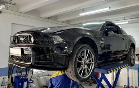 Ford Mustang 5.0 GT,312kw,2012,6R80