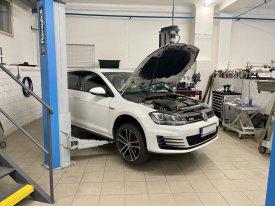 VW Golf 2.0GTD, 135kw, 2015, dq250