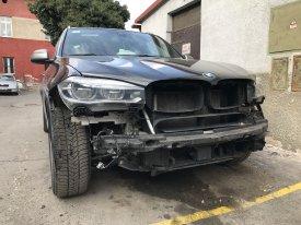 BMW X5M50D, ZF8hp