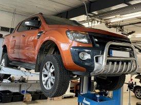 Ford Ranger Wildtrack 3.2,147kw,2014,