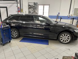 Audi A6, 3.0, 160kw, 2015, 0B5, dl501