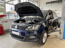 Volkswagen Sharan 2.0, 135kw, 2015, 02E