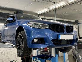 BMW GT3 335d xDrive, 3.0, 230kw, 2018, ZF8HP