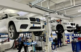 BMW double