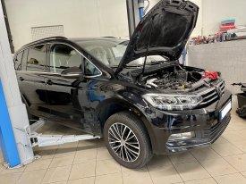 VW Touran 2.0, 110kw, 2017, 02E
