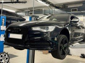 Audi A6, 3.0, 180kw, 2012, 0B5