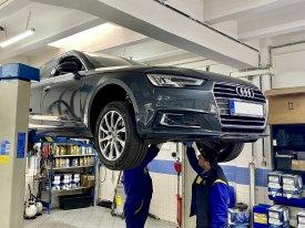 Audi A6 3.0, 180kw, 0B5