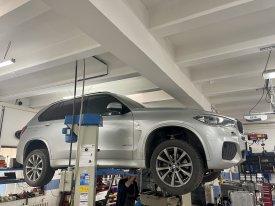 BMW X5, 40d,230kw,2014, 8hp70