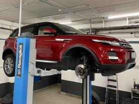Land Rover Range Rover Evoque 2.2,140kw,2015, ZF9HP48