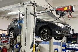 Opel Insignia 2.0, 140kw, 2017, AW40