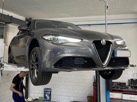 Alfa Romeo 2.2, 154kw, 2016, 8HP50