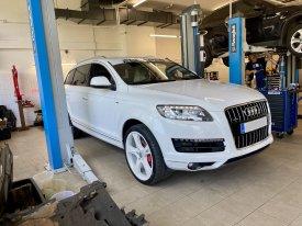 Audi Q7 3.0, 176kW, 2011, 6HP