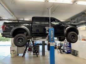 Ford Ranger Raptor 3.5, 336kw, 2017, 10R80