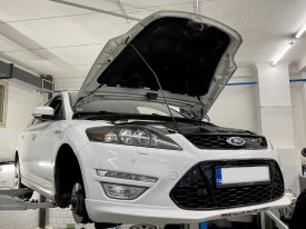 Ford Mondeo 2.0, 176kw, 2014, MPS6, Pow