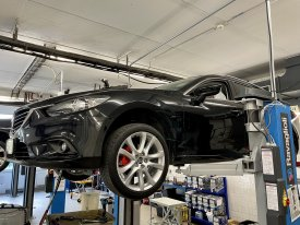 Mazda 6, 2.5, 141kW,2014, GWA-6EL