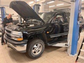 Chevrolet Suburban 5.3, 213kw, 2004, 4L60