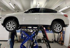BMW X6, 3.0D,225kw,2012,8HP70X