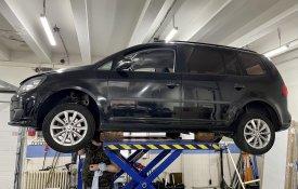 Volkswagen Touran, 1.6,77kw,2013,dq200, dsg