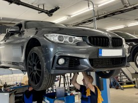BMW 235d, 3.0,230kw,2016,ZF8HP