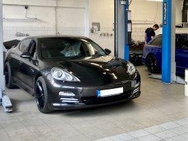 Porsche Panamera 3.0, 180kw, 2013, 0C8