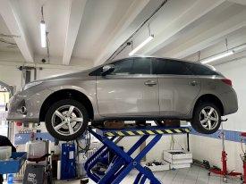 Toyota Auris Hybrid 1.8,73kw,2014, P410