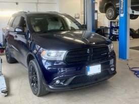 Dodge Durango 3.6, 216kW, 2014,8HP70X