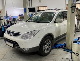 Hyundai IX55, 2011, 176kw, 3.0, F21